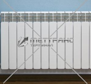 Радиатор биметаллический в Тольятти